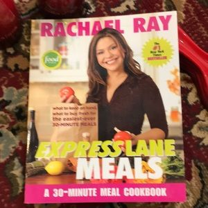 Other - NEW Rachel Ray Express Lane Meals Cookbook